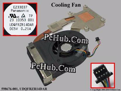 598676-001, UDQFRZR14DAR, 23.10353.001