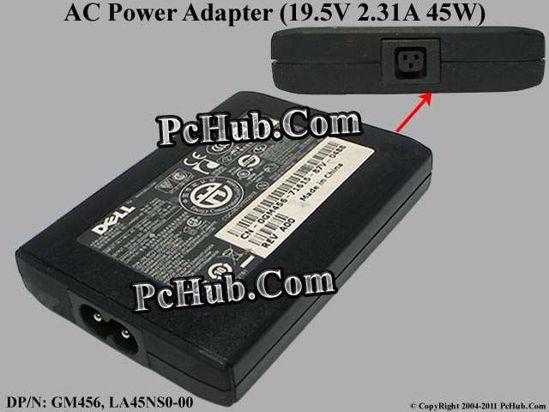 DP/N: 0GM456, GM456, LA45NS0-00, PA-1450-01D, PA-2