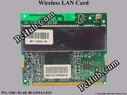 WL-120G R1.60, 80-I1E0A1-01Z