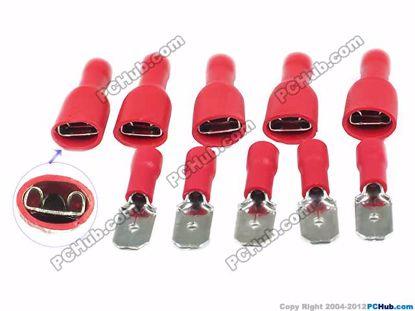 66546- MDD 1.25-250, FDFD 1.25-250- Red