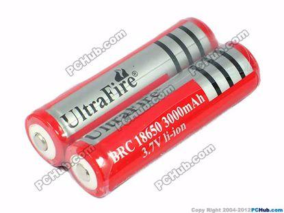 69662- UltraFire 3.7V 3000mAh