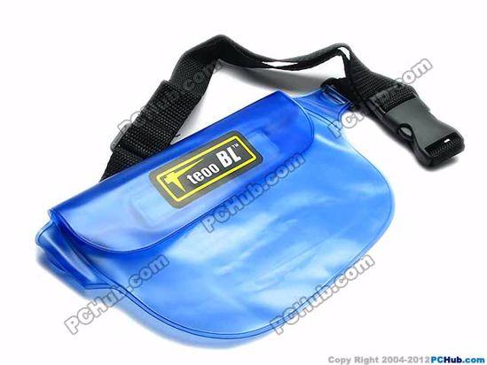 69817- WP-020.Blue. Shoulder strap