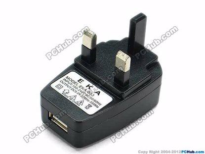 69827- EKA-003. KB-738,AC 100- 240V. Output DC 5V
