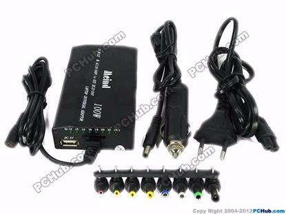 70382- 505A. Output 12V to 24V. 100W