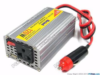 70471- C120. Multi Socket- US and EU. USB