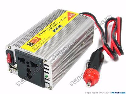 70473- C200. Multi Socket- US, EU and UK. USB