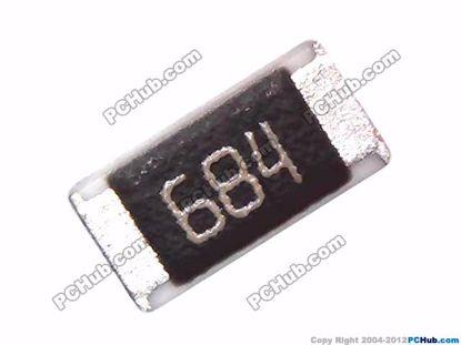 70528- 1206. 0.25W. +105 °C