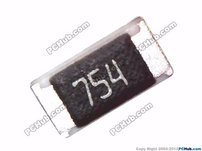 71536- 1206. 0.25W. +105 °C