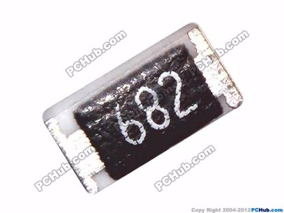 71557- 1206. 0.25W. +105 °C