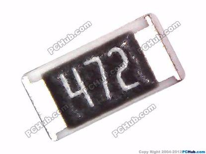 71558- 1206. 0.25W. +105 °C