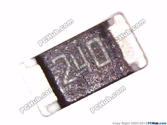 71586- 1206. 0.25W. +105 °C