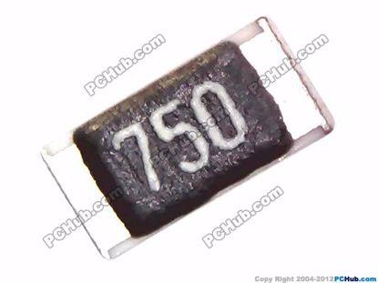 1206. 0.25W. +105 °C