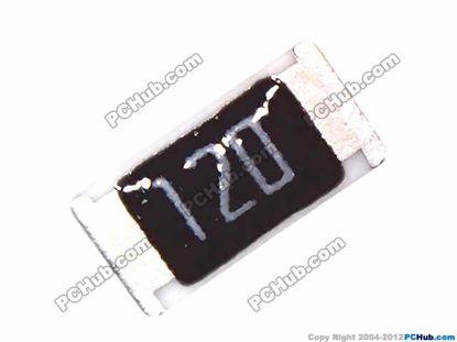 71625- 1206. 0.25W. +105 °C