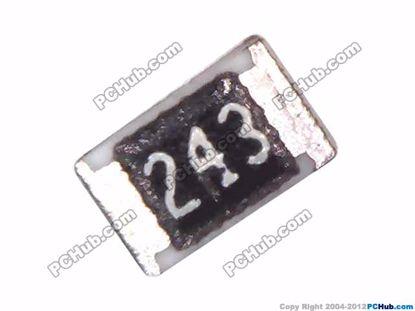 71711- 0805. 0.125W. +155 °C