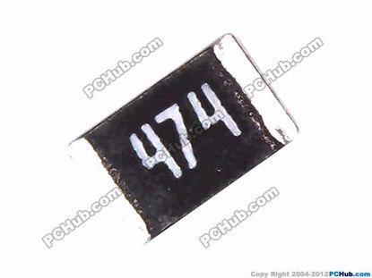 71756- 0805. 0.125W. +155 °C
