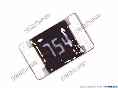 71761- 0805. 0.125W. +155 °C