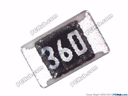 71839- 0805. 0.125W. +155 °C