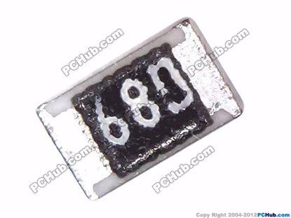 71852- 0805. 0.125W. +155 °C