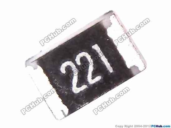 71868- 0805. 0.125W. +155 °C