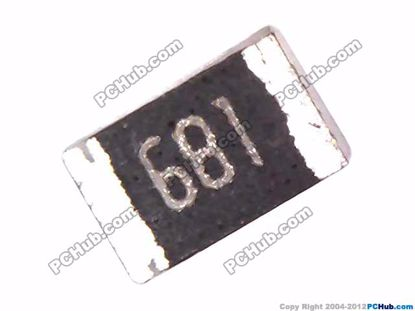 71885- 0805. 0.125W. +155 °C