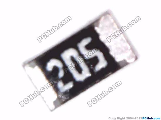 72194- 0603. 0.0625W. +125 °C