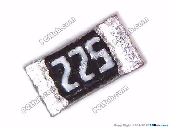 72195- 0603. 0.0625W. +125 °C