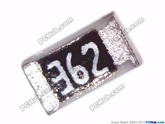 72224- 0603. 0.0625W. +125 °C