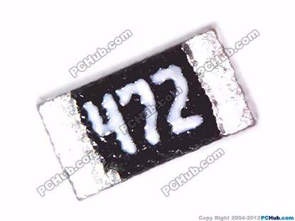72227- 0603. 0.0625W. +125 °C