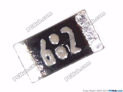 72232- 0603. 0.0625W. +125 °C