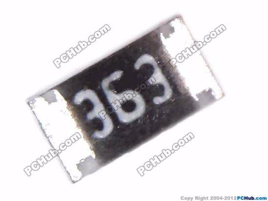 72261- 0603. 0.0625W. +125 °C