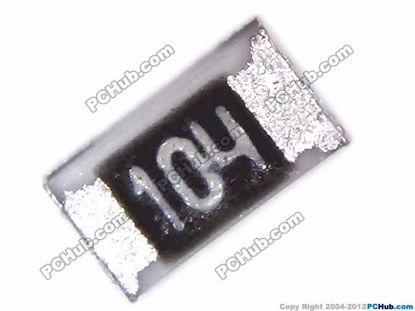 72277- 0603. 0.0625W. +125 °C