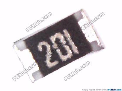 72311- 0603. 0.0625W. +125 °C