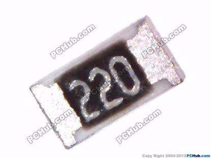 72367- 0603. 0.0625W. +125 °C
