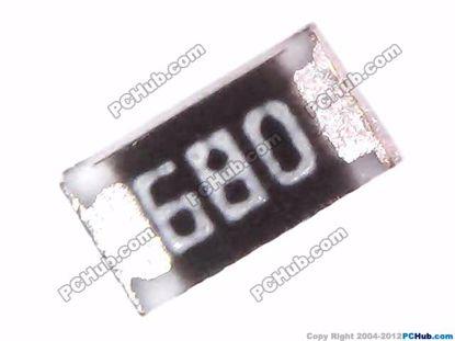 72380- 0603. 0.0625W. +125 °C
