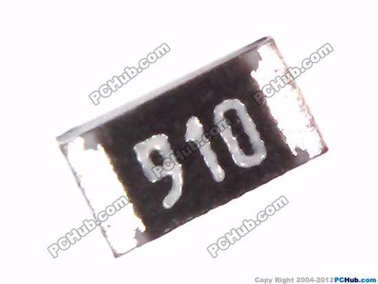 72386- 0603. 0.0625W. +125 °C