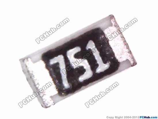 72404- 0603. 0.0625W. +125 °C