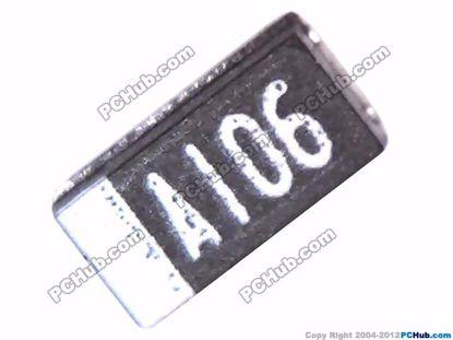 A, 10V 10uF