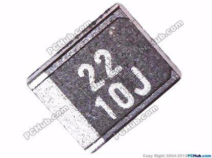 73090- B. 10V. 22uF