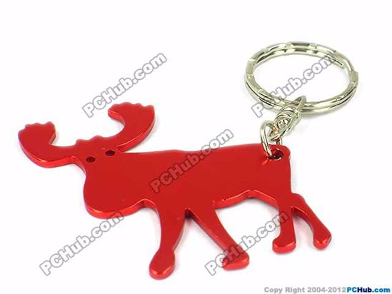 74018- Alloy Steel, Red