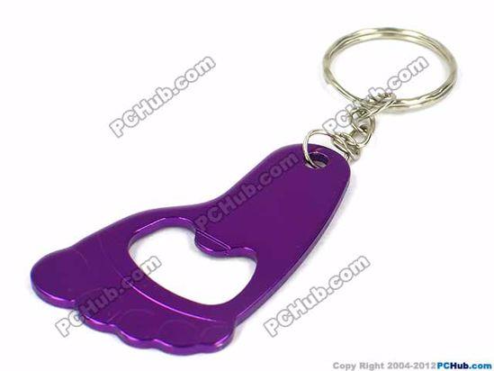 74038- Alloy Steel, Purple