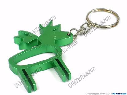 74087- Alloy Steel, Green