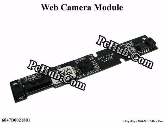 Web Camera Module 720p Hd Resolution New 6047b0021801 Hp Probook 4530s Sub Various Board Pchub Com Laptop Parts Laptop Spares Server Parts Automation