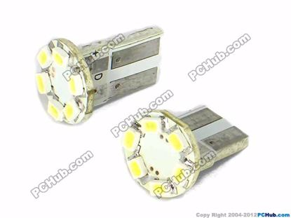 75009- Flat Slot, 6x3020 SMD White LED
