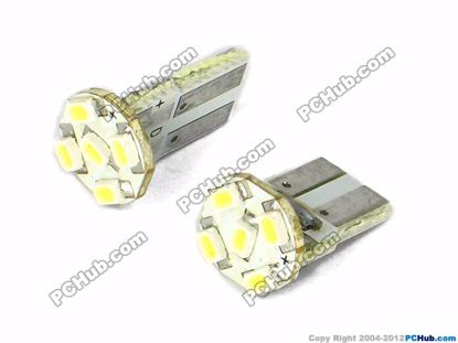 75030- Flat Slot, 5x3020 SMD White LED