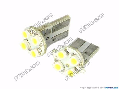 75032- Flat Slot, 4x1210 SMD White LED