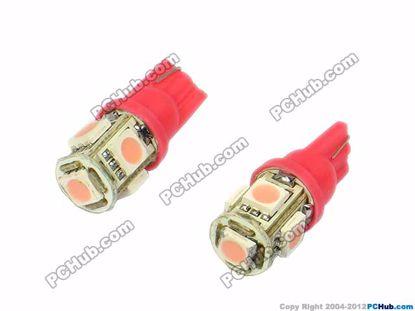 75039- 5x5050 SMD Pink LED