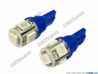 75040- 5x5050 SMD Blue LED