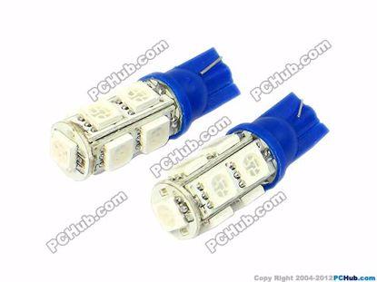 75044- 9x5050 SMD Blue LED