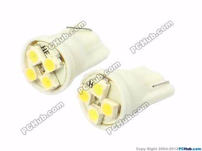 75048- 4x1210 SMD White LED