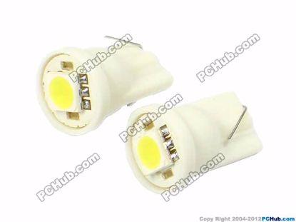 75049- 1x5050 SMD White LED